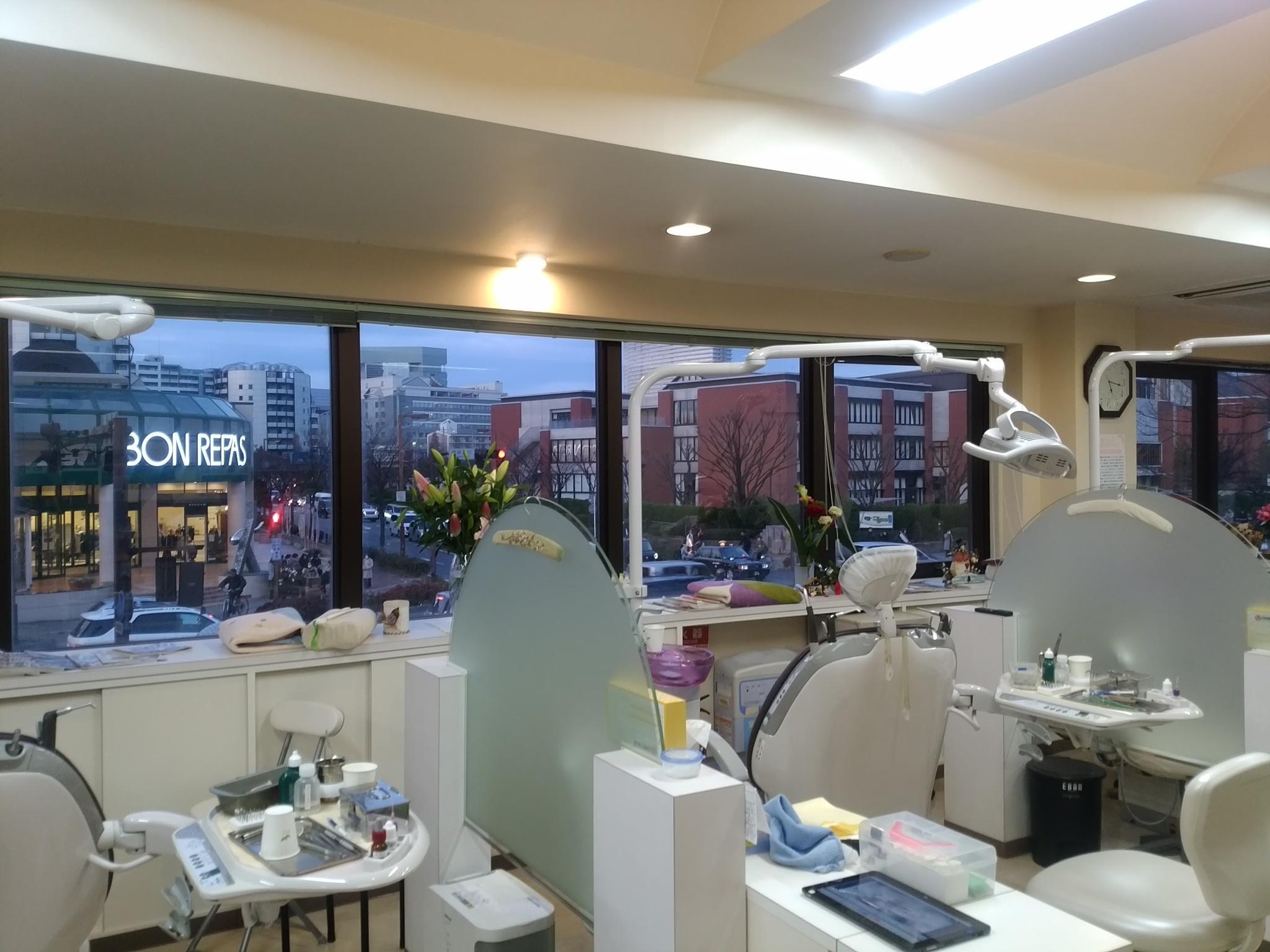 うらかわ歯科院内