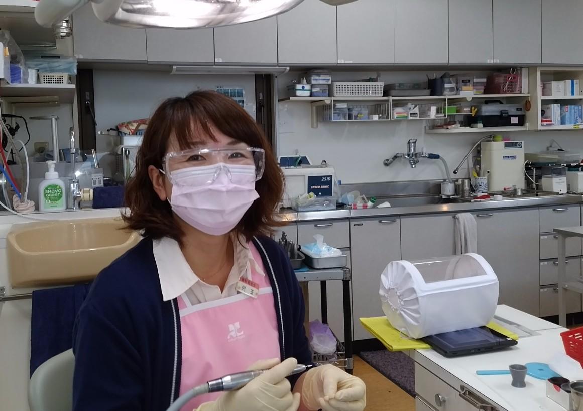 歯科衛生士まきちゃんの挑戦